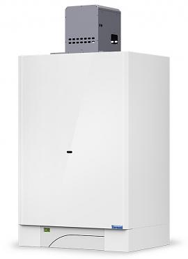 Одноконтурный настенный котел THERM TRIO 90 T для отопления дома 300-400 кв.м