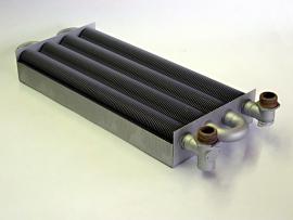Теплообменник одноконтурный котла TRIO 90