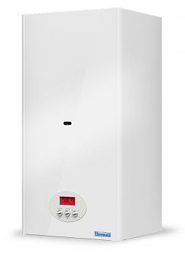 Двухконтурный настенный газовый котел для отопления THERM 32 CLN