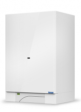 Одноконтурный настенный газовый котел для отопления частного дома THERM TRIO 90