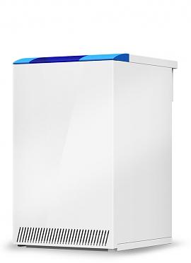 Одноконтурный напольный газовый котел THERM 35 P/B для коттеджа 250 кв.м