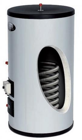 Бойлер косвенного нагрева из нержавеющей стали Excelsior C250