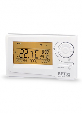 Комнатный беспроводной электронный термостат ВРТ 32